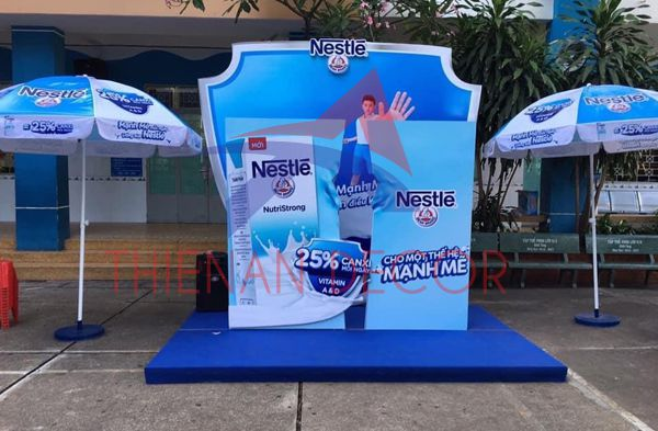 BOOTH EVENT NESTLE